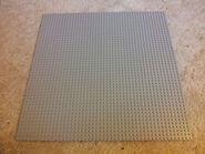 Grey baseplate