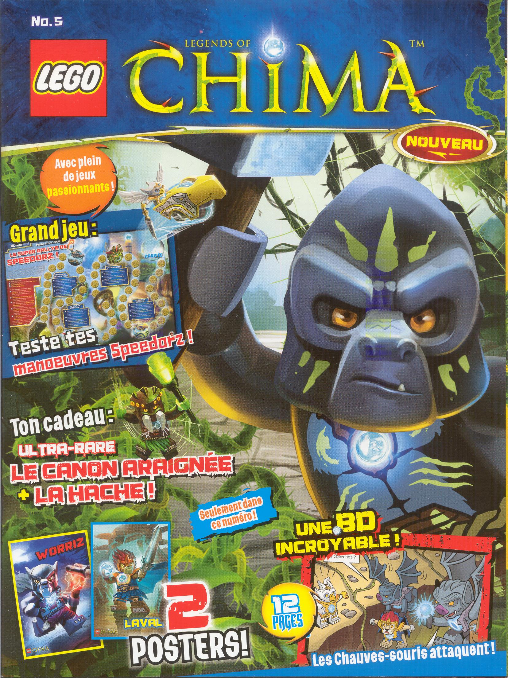 Lego chima 5 wiki lego fandom powered by wikia - Lego chima saison 2 ...