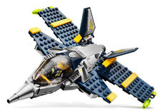 Lego Agents Jet