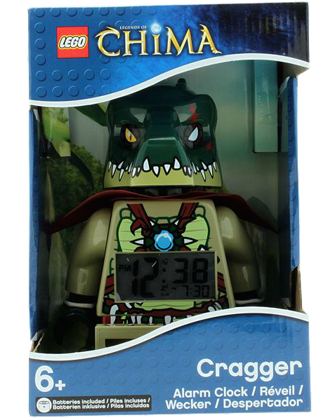 Lego Chima Cragger Minifigure Lego Legends of Chima Cragger
