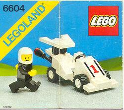 6604-Formula-I Racer
