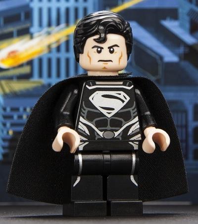 Black Suit Superman Superman Black Suit