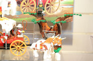 LEGO Toy Fair - Kingdoms - 7188 King's Carriage Ambush - 04