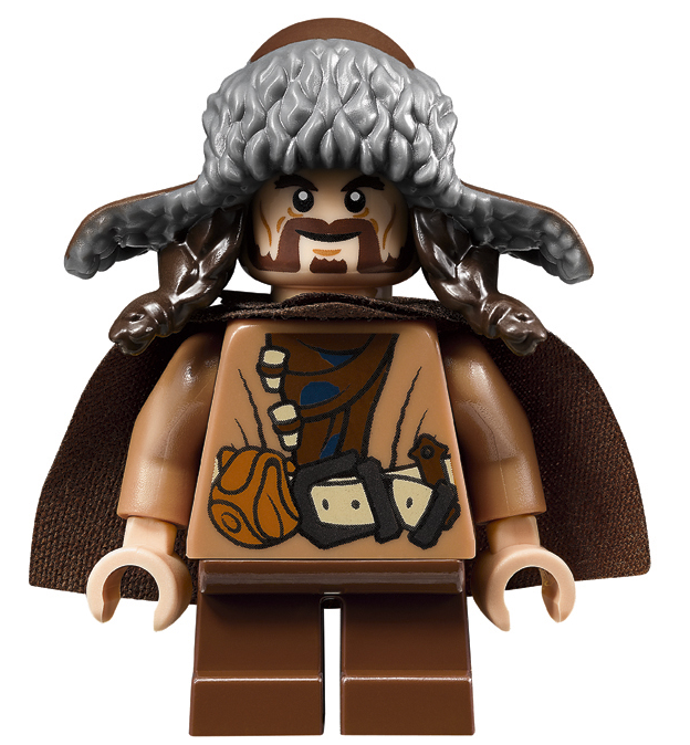 Lego Minifigure Closeup - Episode 5 - HOBBIT Bofur, Bifur ...