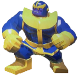Thanos Blank Page