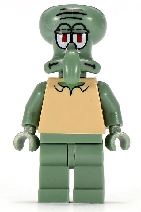 Squidward From Spongebob Squarepants Spongebob Squarepants
