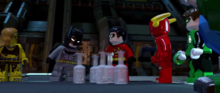 LEGO Batman 3 Beyond Gotham Watch where you're walking