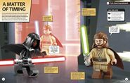 LEGO Star Wars in 100 Scenes page 24-25