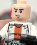 Republic Trooper 2 Head