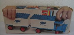 375-Refrigerator Truck and Trailer box