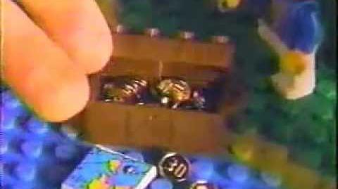 LEGO Pirates Ad 1991