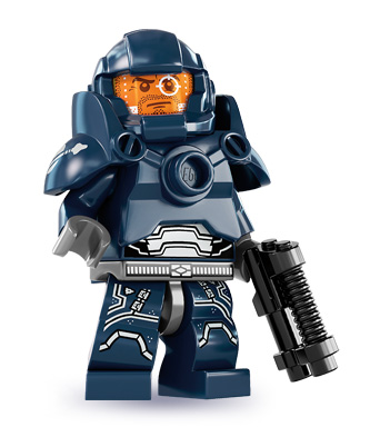 8831 Lego Minifigures Series 7 Reviews - Complete Set of 16