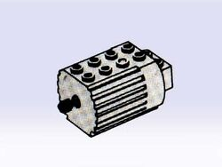 5101-4.5V Motor for Technical Sets