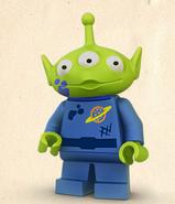 Green Alien 2