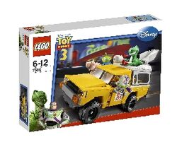 7598 Pizza Planet Truck Rescue