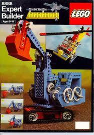 Lego 8888