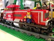 Lego Cargo Train