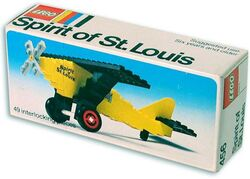 456-Spirit of St. Louis box