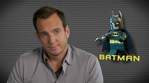 The LEGO Movie - Will Arnett is Batman HD