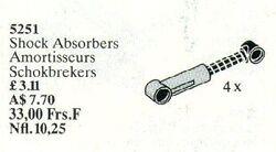 5251 Shock Absorbers