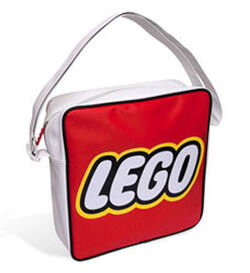 852678 LEGO Logo Shoulder Bag