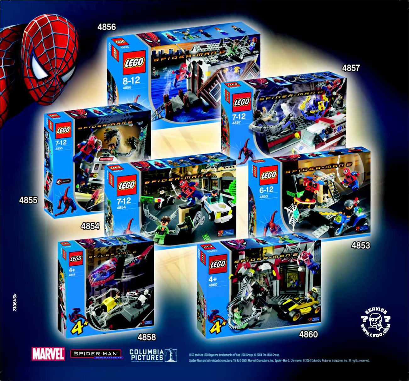 lego spider man 3 sets - photo #4