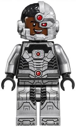 New52Cyborg Happy!