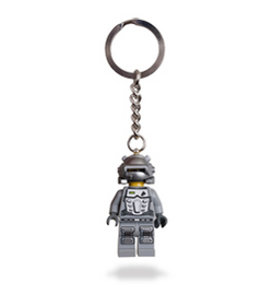 852863 Duke Key Chain
