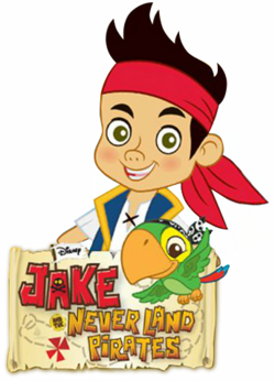 Jake and the never land pirates logo