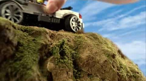 LEGO Agents Movies Mission 5 Turbocar