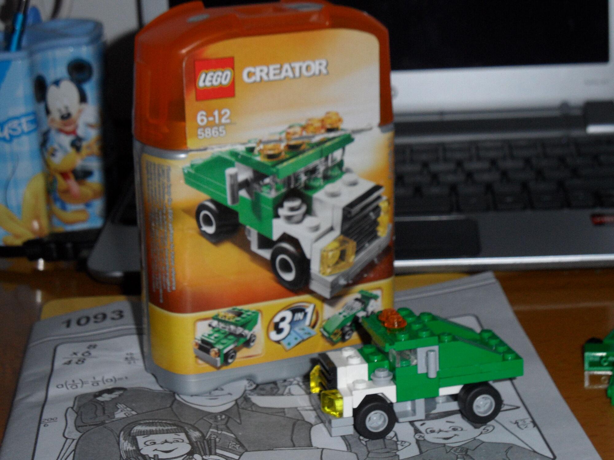 lego improvements