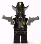 Sheriff Not-a-Robot