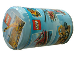 70935 Collector's Cookie Tin