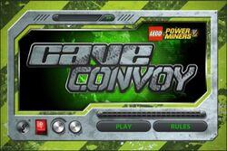Portfolio CaveConvoy1