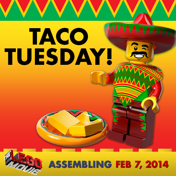 NATIONAL TACO TUESDAY! - Christian Crew Gaming