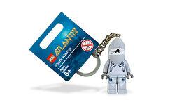 852774 Shark Warrior Key Chain
