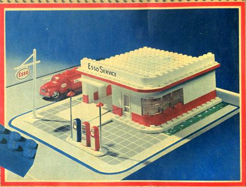 310 Esso Filling Station Brickipedia Fandom Powered By