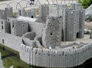 Lego Caerphilly Castle 2