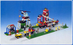 6464 Super Rescue Complex