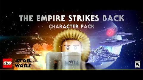 The Empire Strikes Back Character Pack Spotlight LEGO Star Wars The Force Awakens