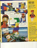 LEGO Island Manual Page 2