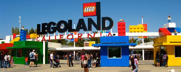 Food At Legoland Ca
