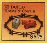21-Horses & Corral