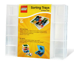 LEGO Trays