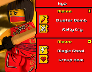 Nya ninjago