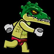 Croc Laval Unleashed