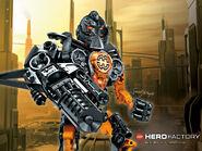Lego Hero Factory Jimi Stringer