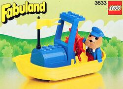 3633-Motor Boat