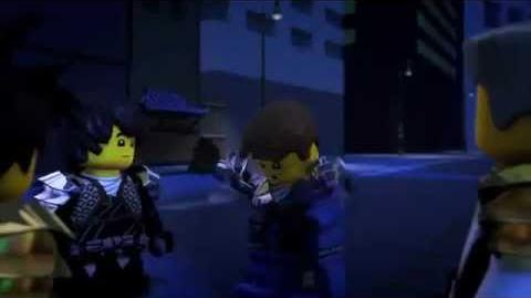 This is the latest trailer for Ninjago Season 3