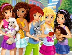 Friends animals2